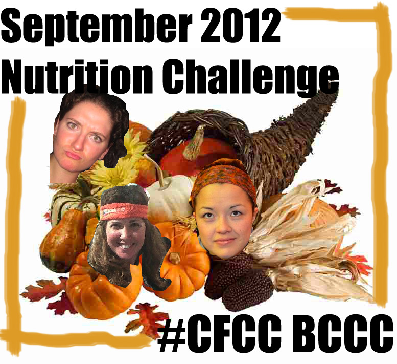 CFCC's Fall Nutrition Challenge starts soon!